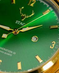 Sunstrike Green-Closeup